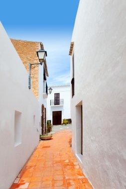 Ibiza Sant Josep de sa Talaia San Jose street
