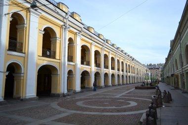 Gostiniy dvor gallery, St.-Petersburg, Russia.