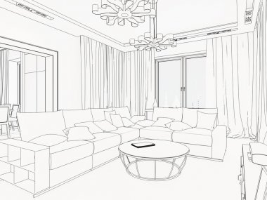 Graphical sketch