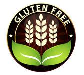 Photo Wheat/gluten free badge
