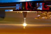 Fotografie Laserový řezák