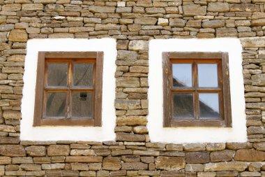 Two windows