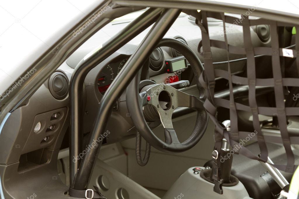 Race Car Interior Stock Photo C Obalazs 12183453