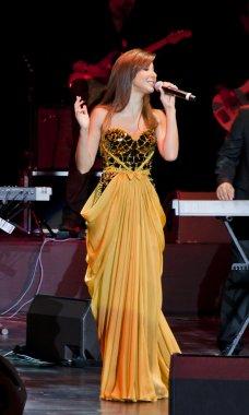 Nancy Ajram Concert in Istanbul