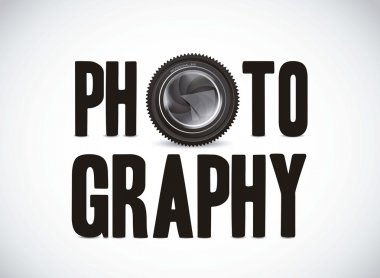 photography with camera lens