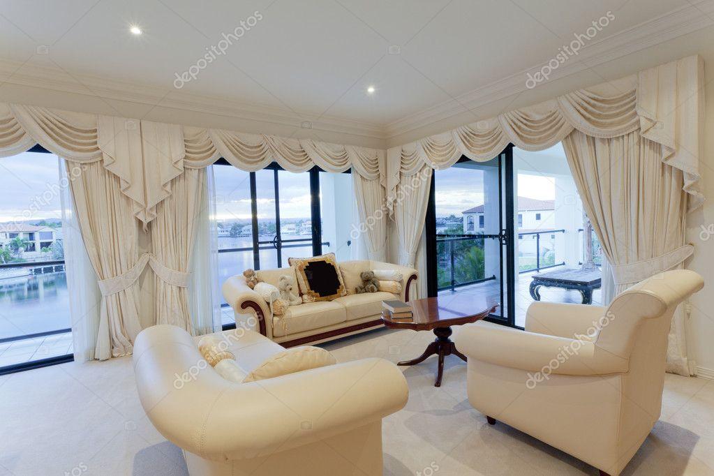 Stilvolle Wohnzimmer U2014 Stockfoto #10842435 Idea