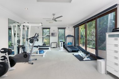 Private gym