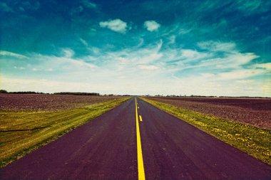 Vintage Design - Road