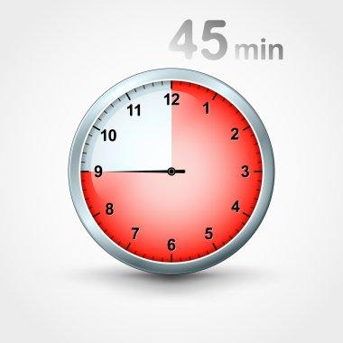 Timer 45 minutes