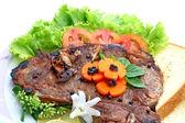 Photo T Bone Pepper Steak