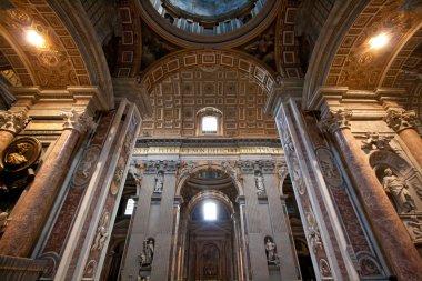 Vatican Interior
