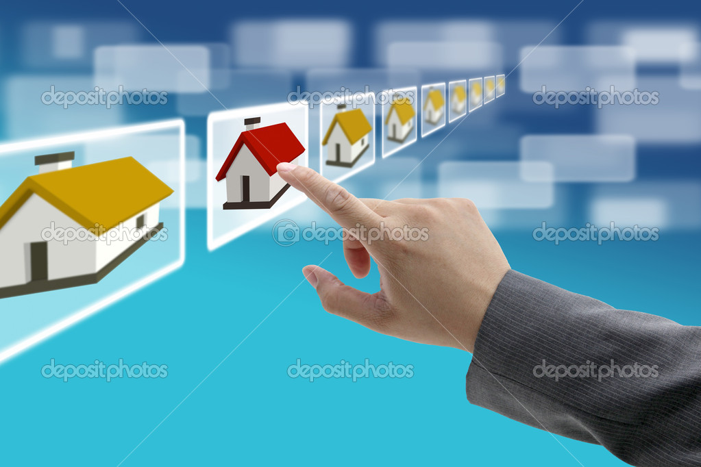 Electronic real estate commerce