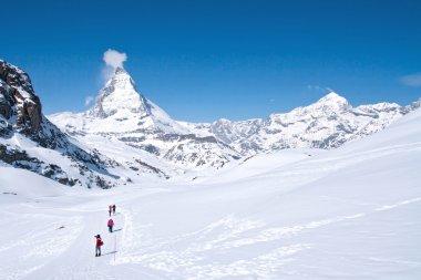 Matterhorn peak Switzerland