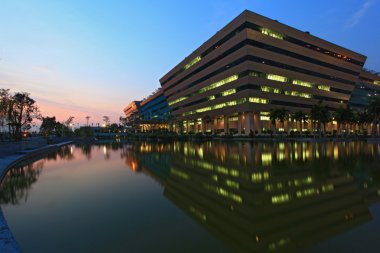 Government Complex in Bangkok