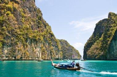 Phi Phi Island Phuket Andaman Thailand