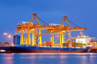 Shipyard Logistic Import Export