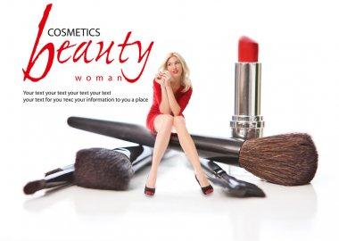 Beauty Salon. Concept