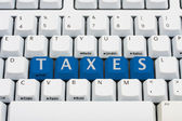 E podání daňových přiznání