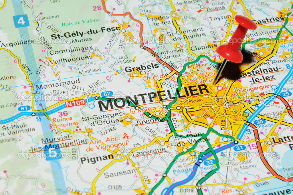 Montpellier France Stock Photo lucianmilasan 11557415