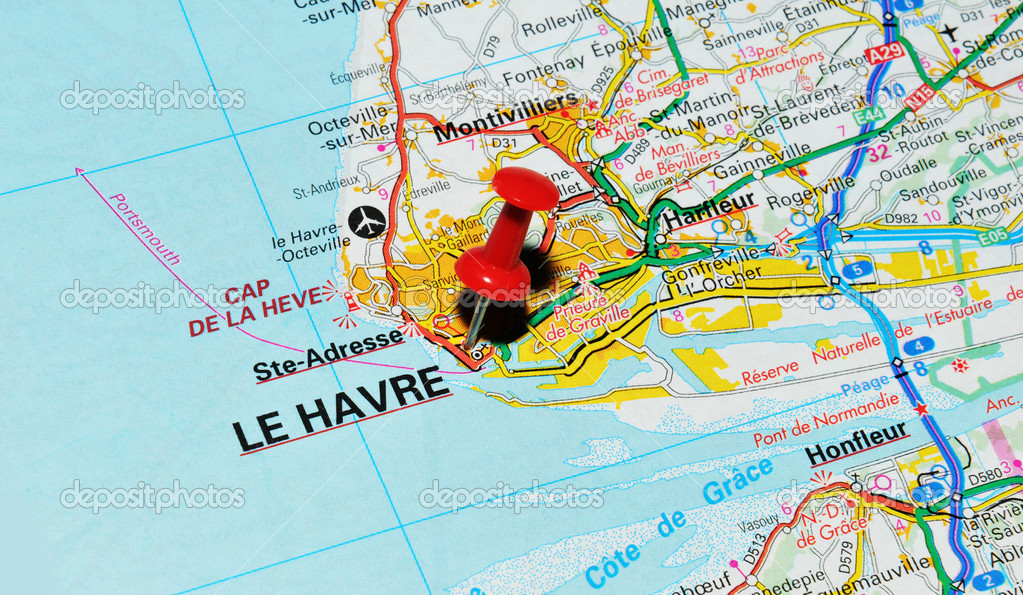 Le Havre France Stock Photo C Lucianmilasan 11557649