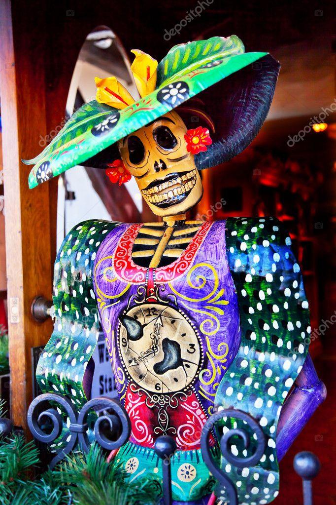 mexikanische Weihnachten tot Abbildung Dekorationen alten San Diego ...