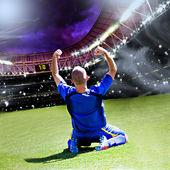 Fotografie fotbalista