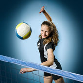 Photo Volleyball girl