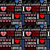 Fotografie London Background