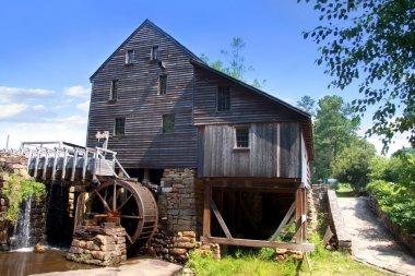 Yates grist mill