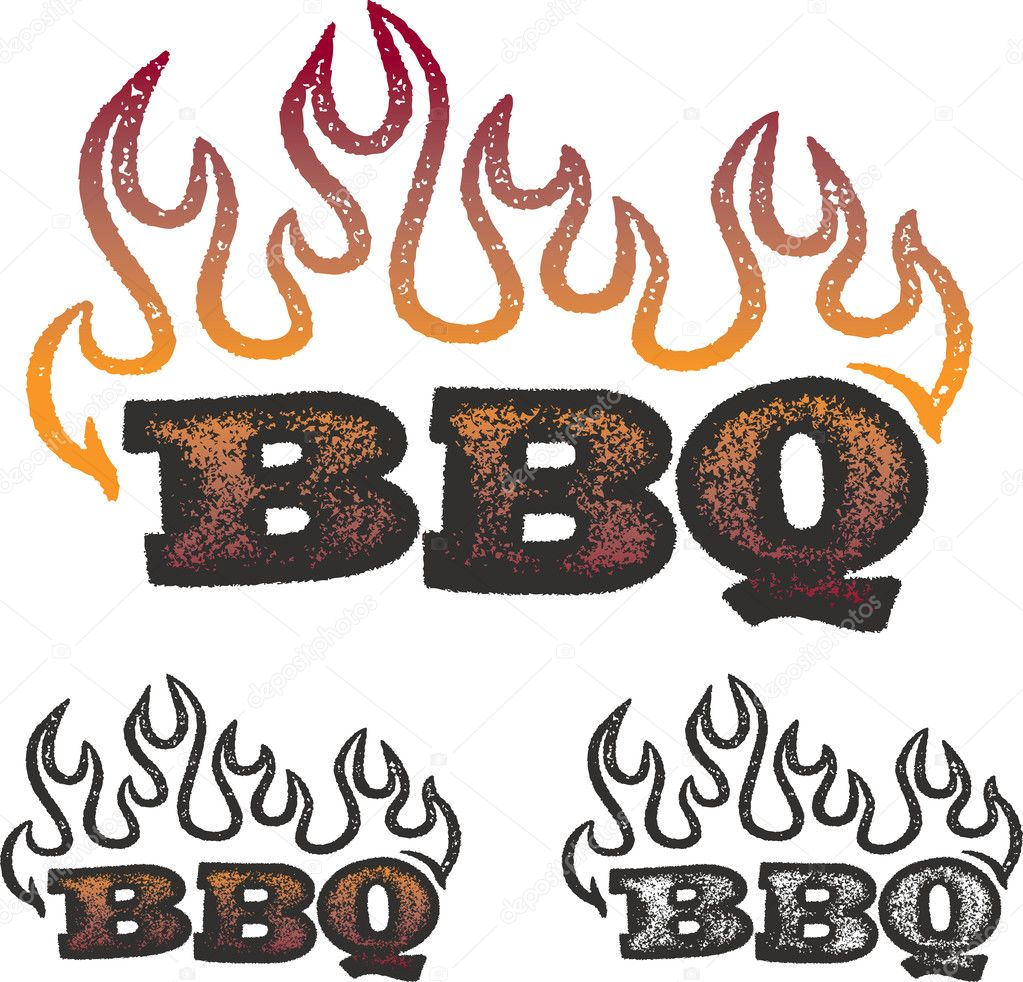 BBQ and Flames