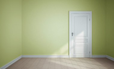 Room and door