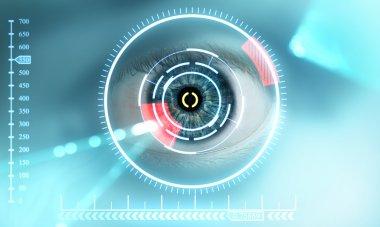 Scan eye