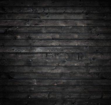 Gray wood wall