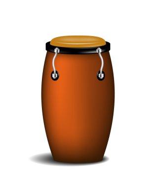 Conga (percussion music instrument)