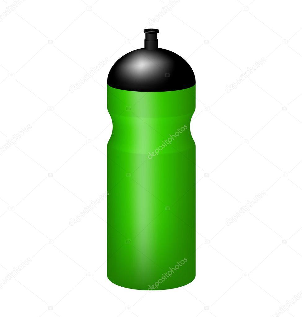 sports bottle drawing - HD1523×1600