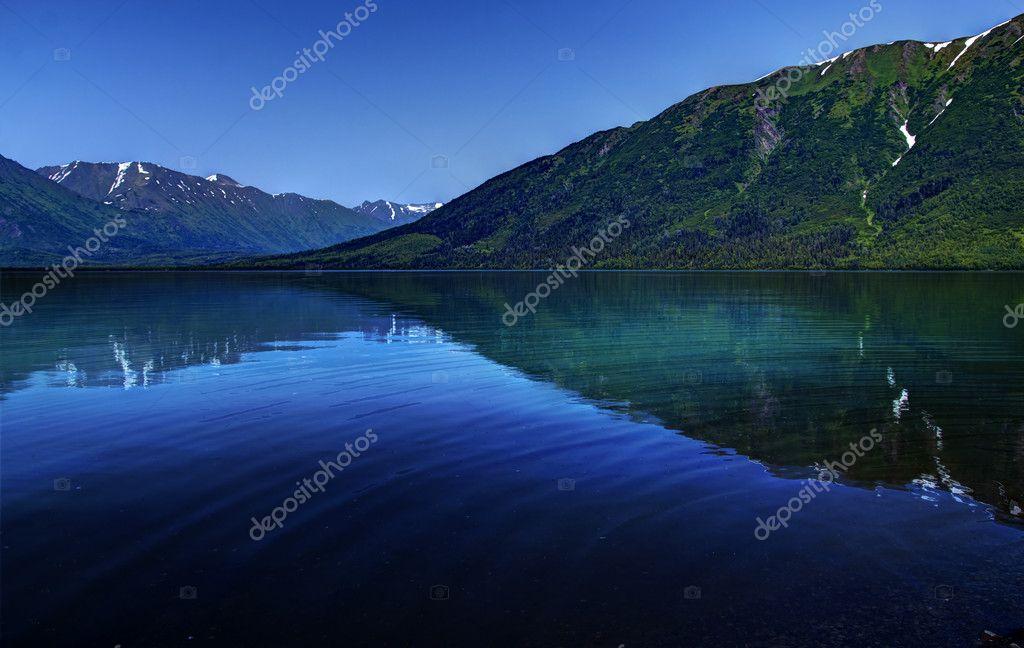 Kenai Lake Blues