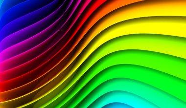 """Картина, постер, плакат, фотообои """"Разноцветный фон"""", артикул 10844093"""