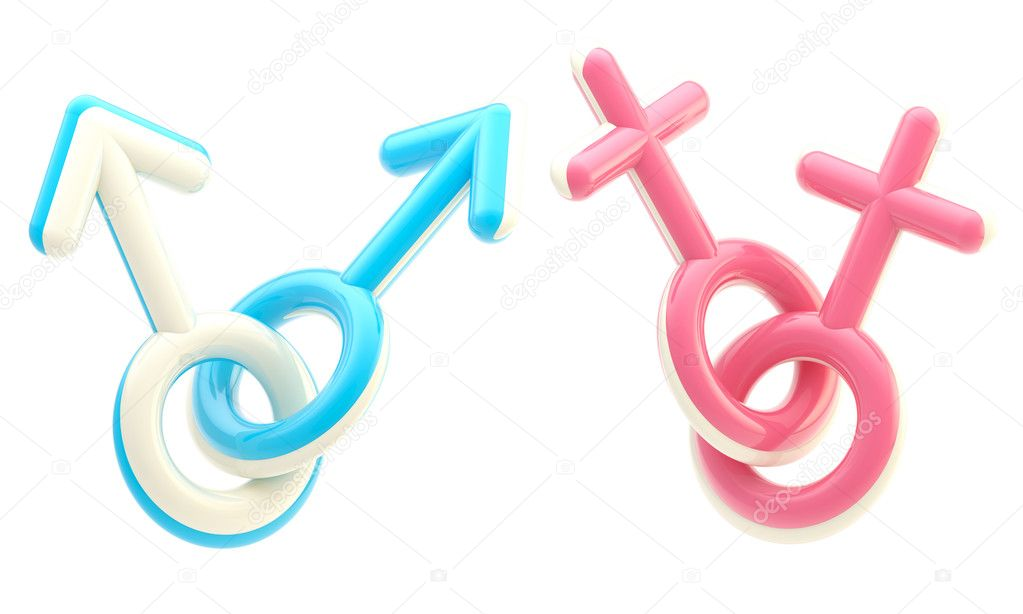Сексуальные знаки лесбиянок знаю