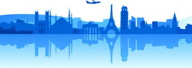 European City Landmarks