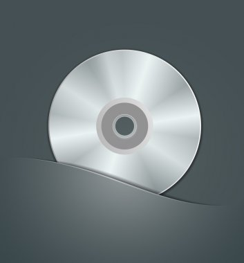 CD in black package