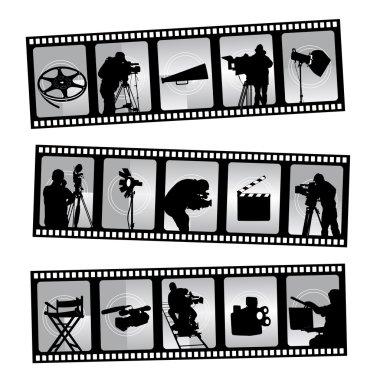 Photography filmstrip