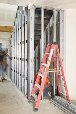Staircase Construction in Commercial Space