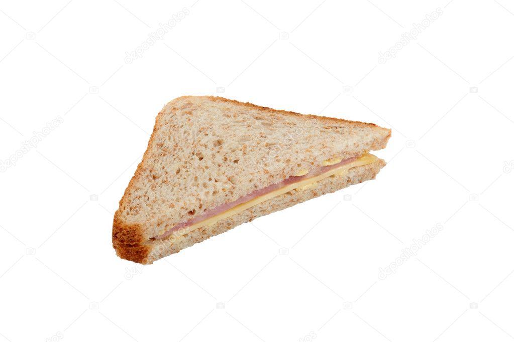 Half a ham sandwich �...