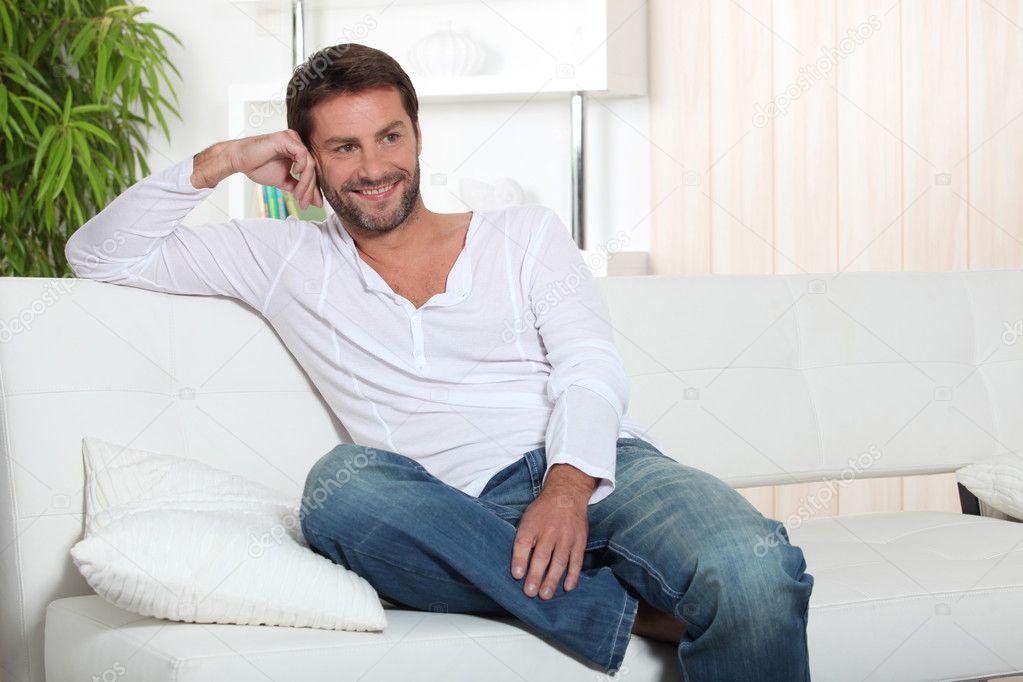 Single mann mit 35