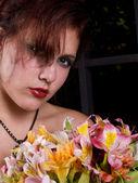 Fotografie Red Head Teen Girl
