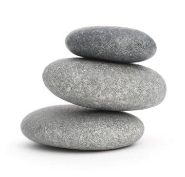 Pebble stack, rocks pile