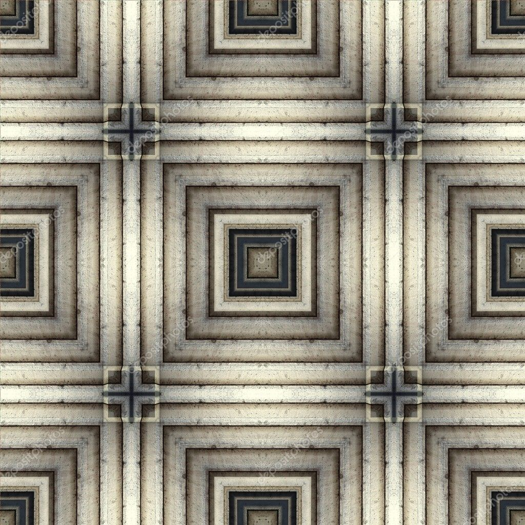 Seamless line pattern aged floor tiles stock photo for Bedroom tiles texture