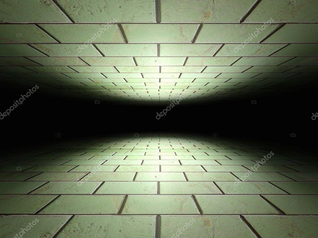 Pavimento e soffitto costituito da trama di sfondo piastrelle u2014 foto
