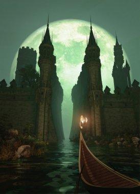 XVII The Moon