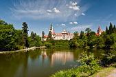 Průhonický park a zámek, Česká republika